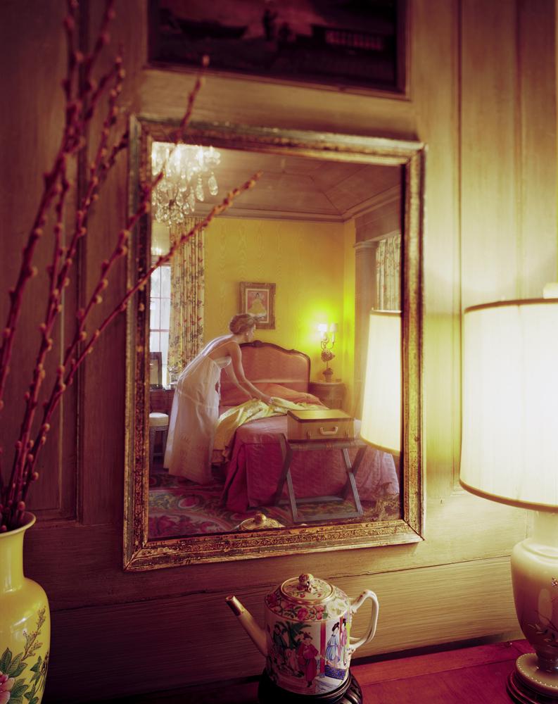 Mirror, Marks Mississippi, 2005