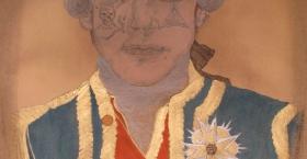 Amir Al Bahr. Admiral Deucalion Of The Pirate Fleet of Batavia