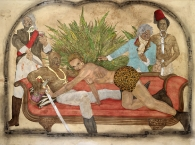 Most Young Kings. The death of Andre I of Hispaniola by his loyal generals Ricard (